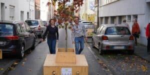 Bäumchen, Bäumchen, du sollst wandern 22.10.2019, Kölner Wochenspiegel